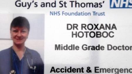 Medic român apreciat de cel mai mare spital din Londra
