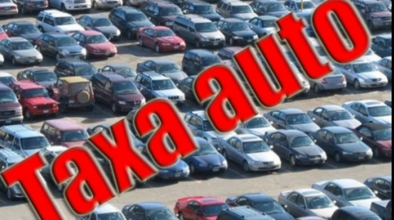 Taxa auto de poluare se restituie mai ușor, dar tot cu încetineală