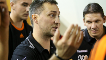 Raul Fotonea – antrenor al selecționatei divizionare naționale de handbal masculin