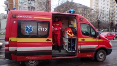 Și-a găsit sfârșitul pe stradă, deși trei ambulanțe au venit să-l  salveze