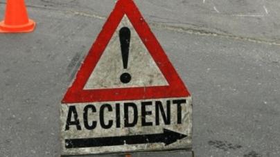 Un băiat de 10 ani a fost lovit de o mașină