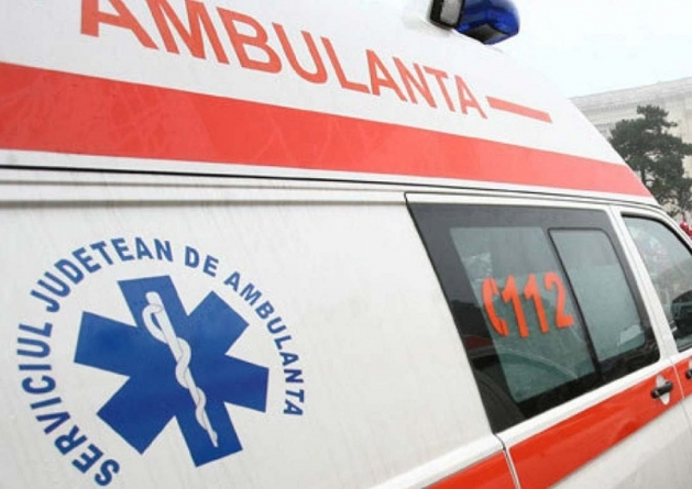 Accident în Borșa soldat cu trei răniți și un șofer băut și fugar