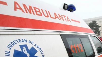 O femeie a murit după ce a fost lovită de o mașină în Șomcuta