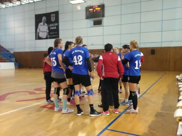 Corona, încoronata turneului Minaur la handbal fete