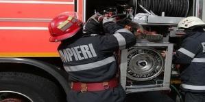 Șase intervenții ale pompierilor maramureșeni în ultimele 24 de ore