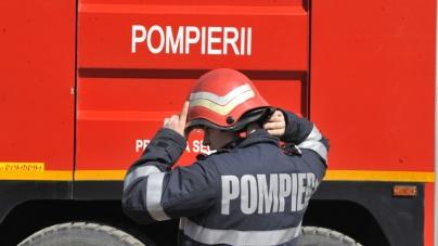 Incendii în Borșa, Vișeu de Sus și Lăpușel