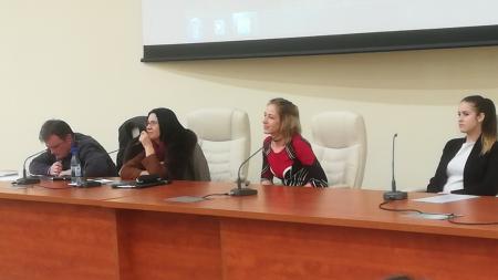 La CUB Baia Mare, workshop studențesc ca-n filmele americane