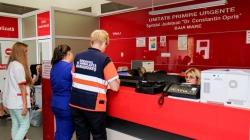 Tot mai mulți pacienți la urgențe