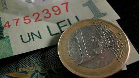 Previziunile experților – cât va crește în 2020 cursul leu/euro