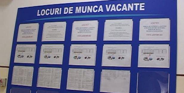 Locuri de muncă disponibile la început de septembrie