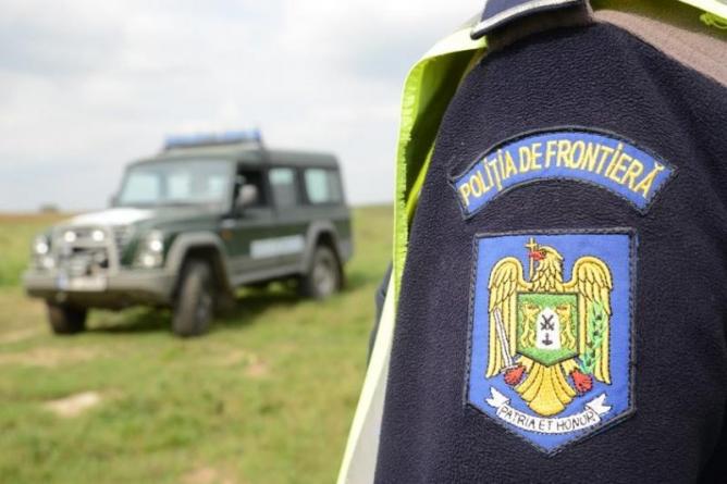 Tânăr din Myanmar prins pe când voia să treacă ilegal din România în Ucraina