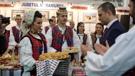 A fost plin de vizitatori la standul Maramureșului de la Târgul de Turism al României