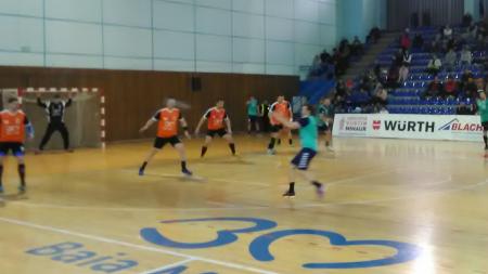 Dragas Milos a debutat la Minaur cu 8 goluri