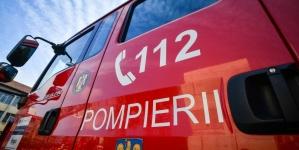 La școala din Fărcașa s-au prezentat pompierii!