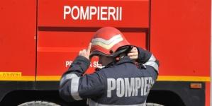 Weekend de foc pentru pompierii maramureșeni