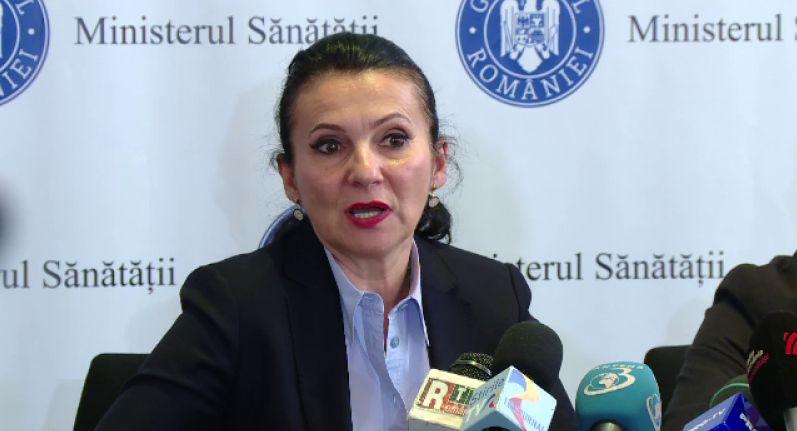 """Sorina Pintea: """"80% dintre manageri nu au ce căutaîn sistemul de sănătate"""""""