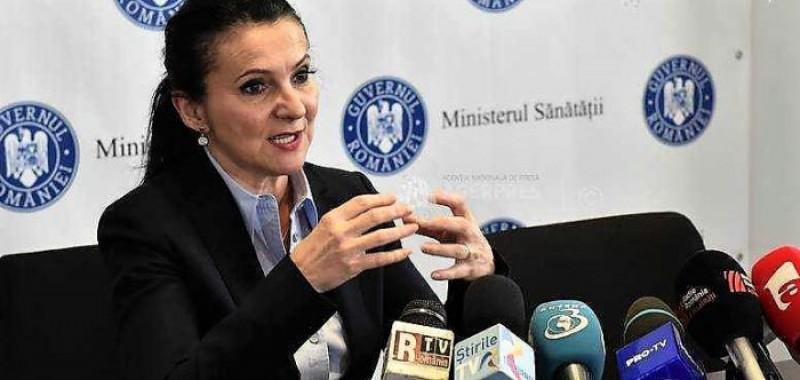 Ce spune ministrul Sănătății, băimăreanca Sorina Pintea, despre tratarea hepatitei în România