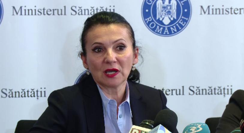 Sorina Pintea va solicita schimbarea conducerii CNAS