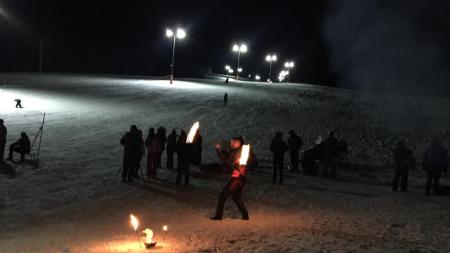 Borșa la maxim sau Serbările zăpezii (GALERIE FOTO și VIDEO)