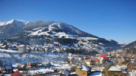 S-a semnat. Borșa e oficial stațiune turistică de interes național