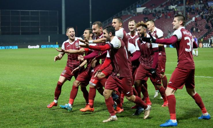 No, așe: titlul național la fotbal vine în Ardeal