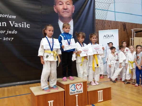 CSM Baia Mare – locul 1 pe echipe la două competiții desfășurate în weekend