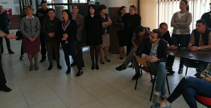 Amenințări, abuzuri și reminiscențe de tip mafiot în Borșa – susțin sindicaliștii (VIDEO)
