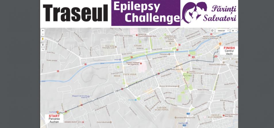 Mâine, crosul pentru înființarea în Baia Mare a  unui centru de epilepsie