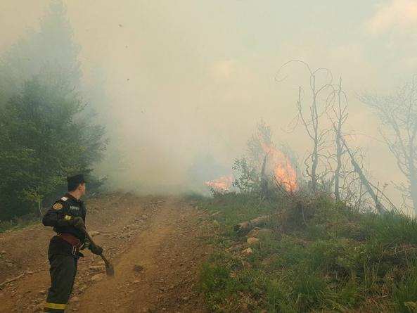 Un incendiu la șase ore, media ultimei zile