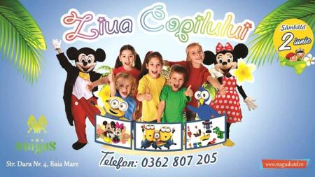 Concurs de talente pentru copii