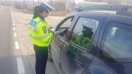 Polițiștii maramureșeni, bilanț săptămânal cu anexe