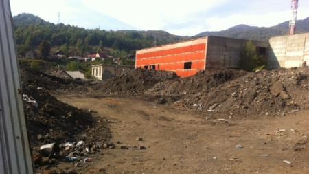 Problema deșeurilor periculoase de la Romplumb, încă nerezolvată