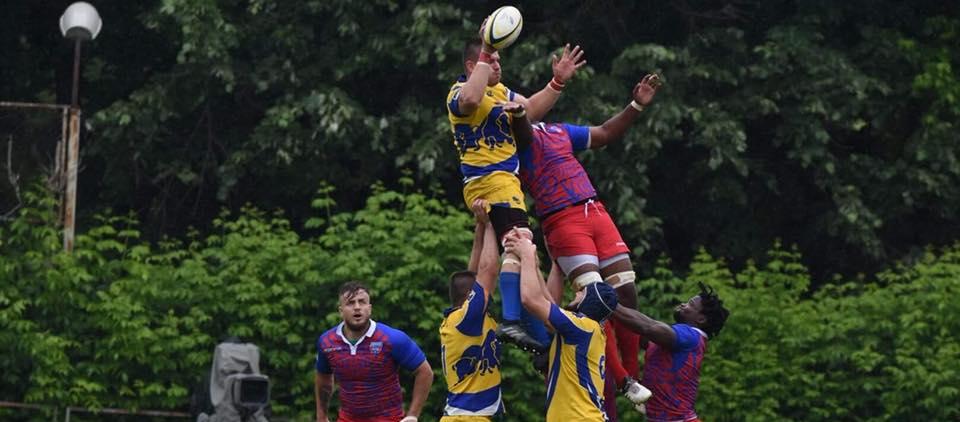 Calificare in extremis în finala Super Ligii de rugby