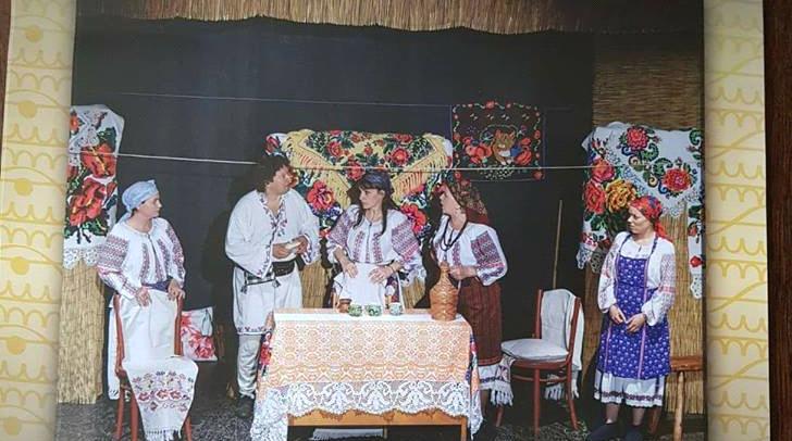 """""""Soacra cu trei nurori"""" la Vișeu de Sus"""