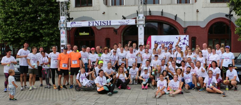 La următorul cros Epilepsy Challenge se așteaptă o participare de cinci ori mai mare (GALERIE FOTO)