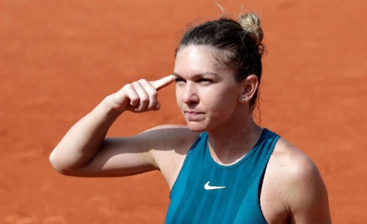 Simona Halep, în finală la Roland Garros, după o victorie superbă cu Muguruza
