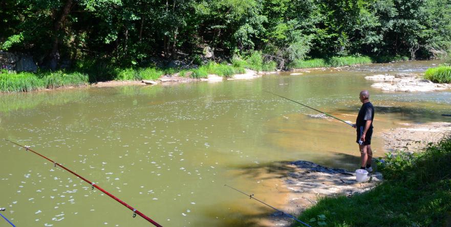 Din 6 iunie, liber la pescuit!