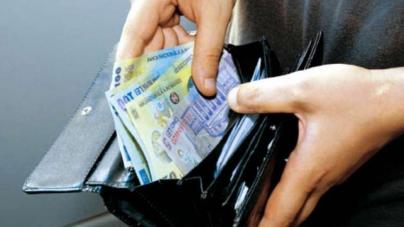 A pierdut banii la jocuri de noroc și a reclamat la poliție că i s-au furat