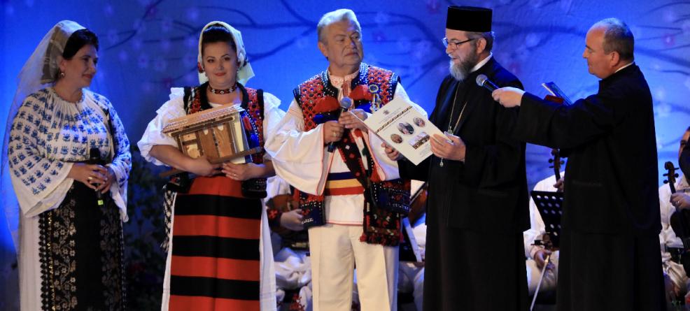 Gheorghe Turda, omagiat la borna 70 a vieții (GALERIE FOTO)