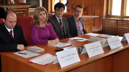 Nou președinte la Tribunalul Maramureș