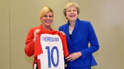Cine coordonează jocurile lumii – mesaj subtil al președintei Croației