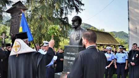 Preotul ctitor de la Rohia, omagiat în Anul Centenarului Marii Uniri (GALERIE FOTO)