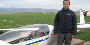 Zboruri pentru obținerea licenței de pilot de planor