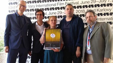 Un regizor român a luat marele Premiu la Festivalul Internațional de Film de la Karlovy Vary