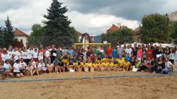 A căzut cortina peste prima ediție a EBT Baia Mare Beach Handball Challenge