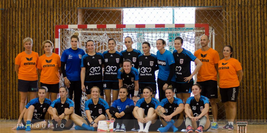 Trofeul Minaur la handbal feminin – ultimele meciuri de pregătire înainte de startul în campionat