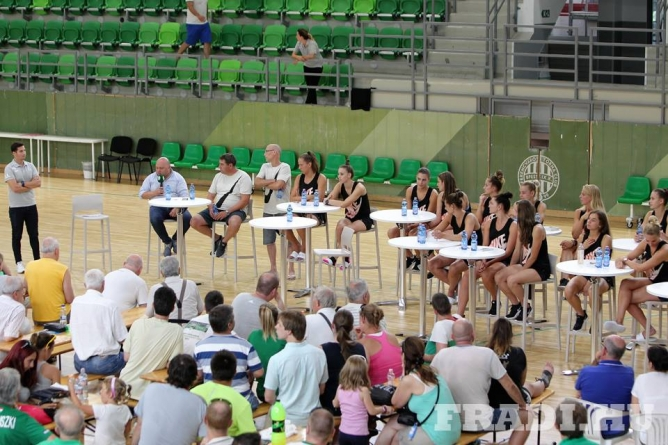 Minaur, în turneu amical la Budapesta