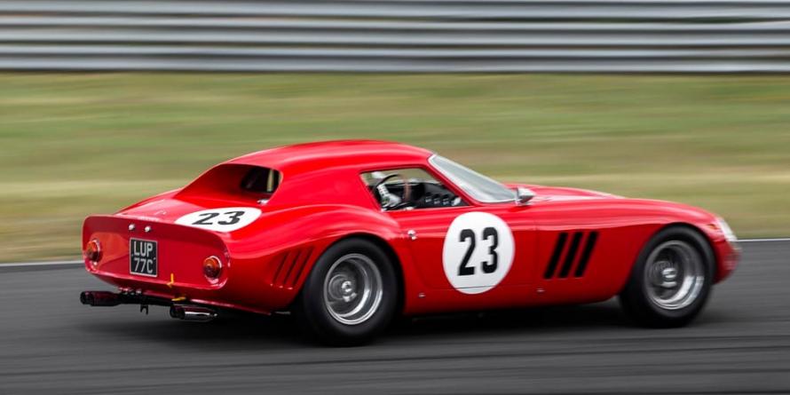 Ferrari 250 GTO, cea mai scumpă mașină vândută vreodată la licitație