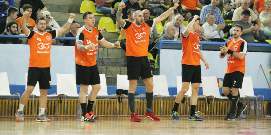 Handbaliștii de la Minaur s-au calificat în finala turneului de la Timișoara