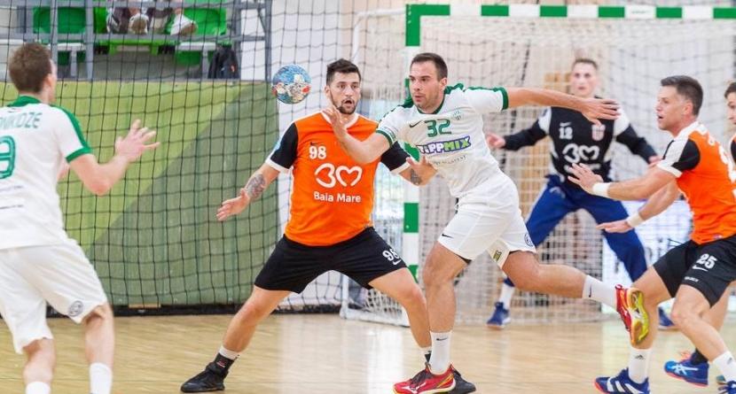Minaur a pierdut meciurile de pregătire din Ungaria